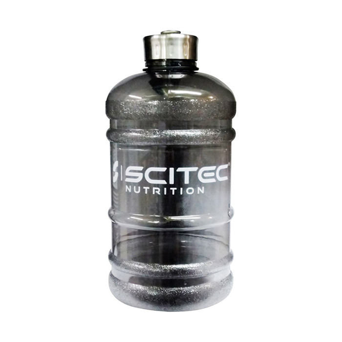 Бутылка для воды Scitec Nutrition Hydrator (2,2 L, grey)