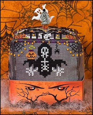 Схема от Just Nan Spooky Spirits of Tombstone HIll (Cube)
