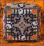 Схема от Just Nan Spooky Spirits of Tombstone HIll (Cube), фото 3