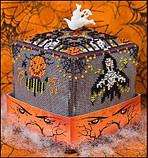 Схема от Just Nan Spooky Spirits of Tombstone HIll (Cube), фото 2