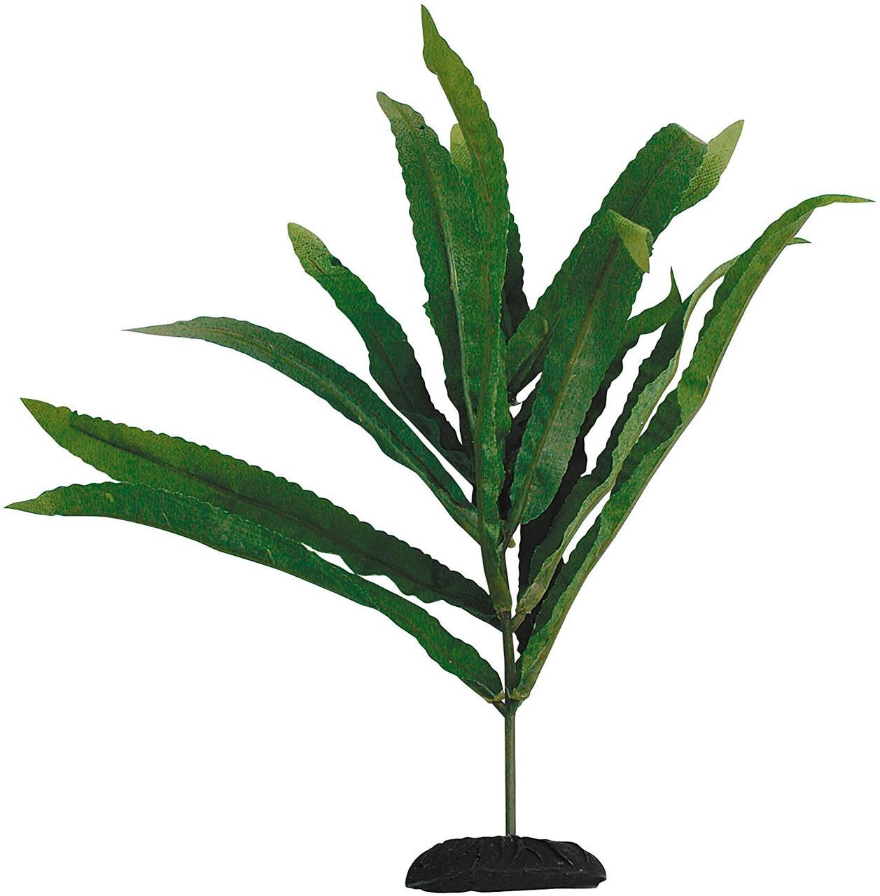 Растение в аквариум 23 см Croci CRYPTOCORYNE SP искусственное