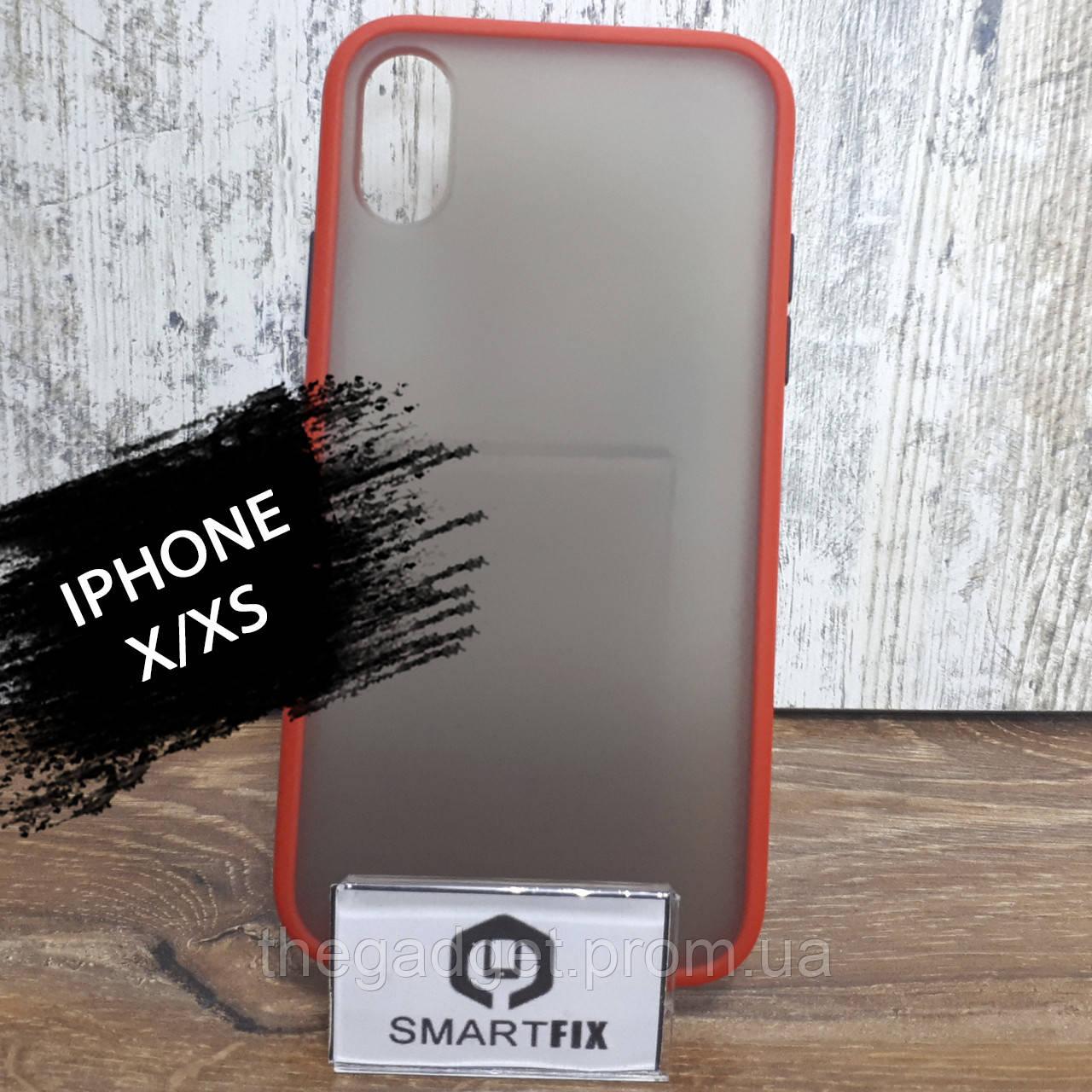 Силиконовый чехол для iPhone X / XS Goospery
