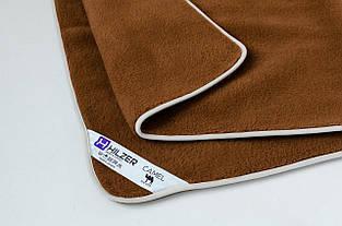 Одеяло из верблюжьей шерсти HILZER CAMEL - теплое зимнее 100х140