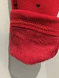 Теплые лосины для девочки 98,104 см, фото 3