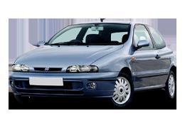Дефлекторы на боковые стекла (Ветровики) для Fiat (Фиат) Bravo I 1995-2001