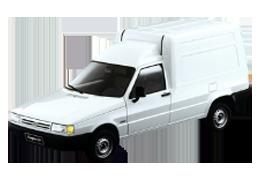 Дефлекторы на боковые стекла (Ветровики) для Fiat (Фиат) Fiorino II 1988-2000