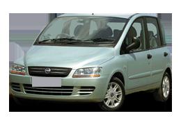 Дефлекторы на боковые стекла (Ветровики) для Fiat (Фиат) Multipla 1998-2010