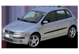Дефлекторы на боковые стекла (Ветровики) для Fiat (Фиат) Stilo 2001-2008