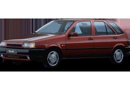 Дефлекторы на боковые стекла (Ветровики) для Fiat (Фиат) Tipo 160 1987-1995