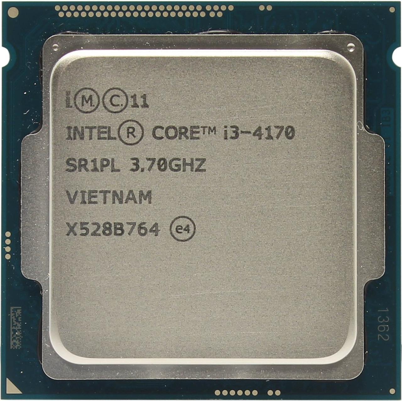 Процесор Intel® i3-4170 LGA1150 3.70 GHz