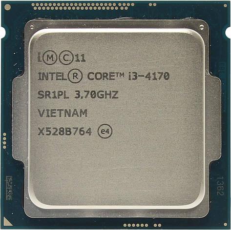 Процесор Intel® i3-4170 LGA1150 3.70 GHz, фото 2