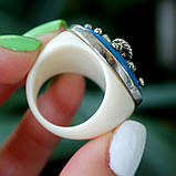 Перстень на морскую тематику, фото 3