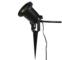Светодиодный лазерный уличный проектор Ecolend snow 33 1 красные и зеленые точки IP65 6W