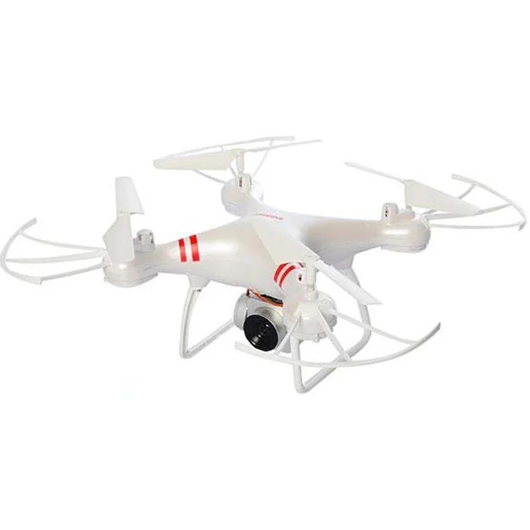 Квадрокоптер S65 с камерой и wi-fi, белый