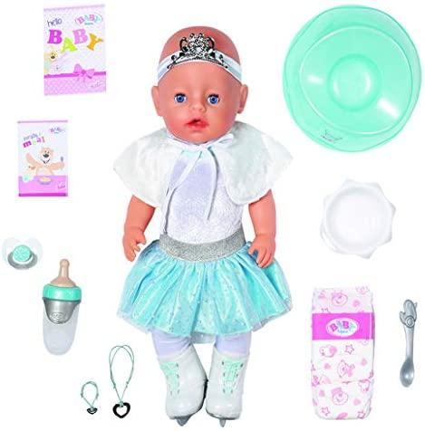 """Кукла Baby Born серии """"Нежные объятия"""" - Балеринка-Снежинка 831250"""