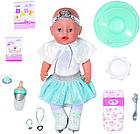 """Кукла Baby Born серии """"Нежные объятия"""" - Балеринка-Снежинка 831250, фото 4"""