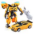 "Робот-трансформер  H 602 ""Праймбот: Бамблби  Машина"" Play Smart Т, фото 2"