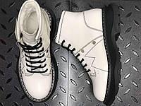 """Женские зимние ботинки """" ALEXANDER MCQUEEN Tread Slick Boots """""""