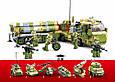 """Конструктор Sluban M38-B0758 """"Зенітний ракетний комплекс С-400 6в1"""" 713 дет, фото 4"""