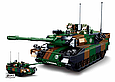 "Конструктор Sluban M38-B0839 ""Леопард 2A5"" 766 дет, фото 2"