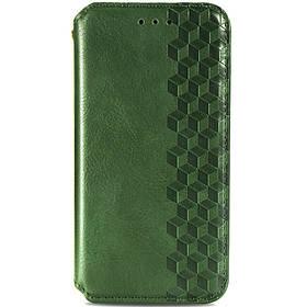 Кожаный чехол книжка GETMAN Cubic (PU) для Samsung Galaxy S20 FE