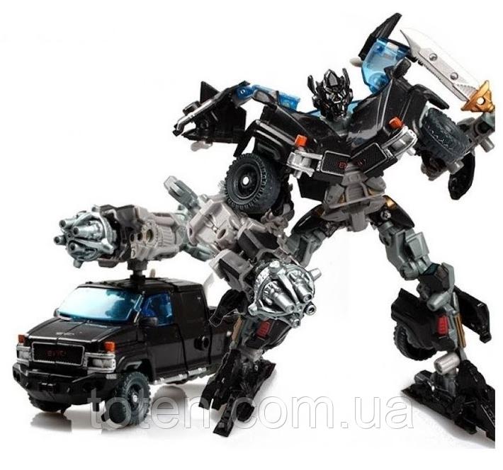 "Робот-трансформер ""Праймбот: Джип"" Play Smart 12"