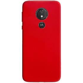 Силіконовий чохол Candy для Motorola Moto G7 Play