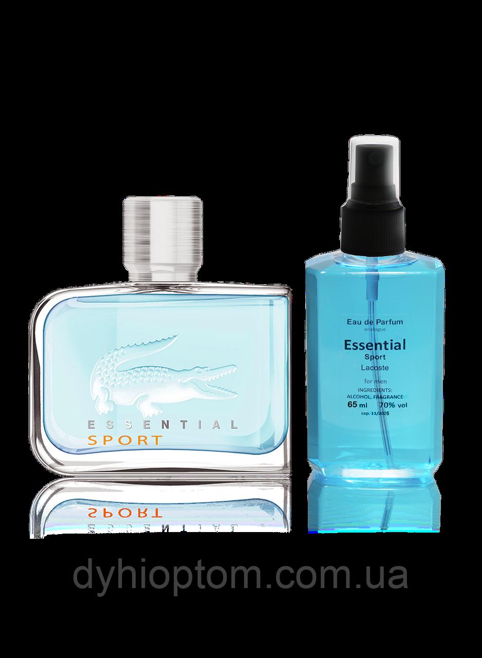 Пафюмированная вода для мужчин Lacoste Essential Sport 65ml
