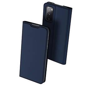 Чехол-книжка Dux Ducis с карманом для визиток для Samsung Galaxy S20 FE