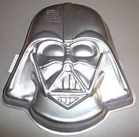 Форма для торта выпечки Дарт Вейдер, фото 1