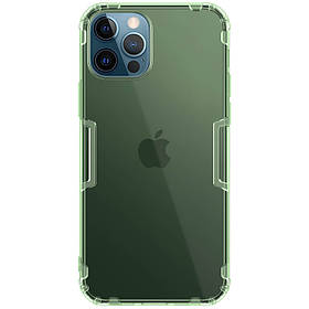 "Прозрачный чехол на телефон Nillkin Nature TPU Apple iPhone 12 Pro Max (6.7"")"