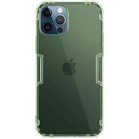 "TPU чохол Nillkin Nature Series для Apple iPhone 12 Pro Max (6.7 "")"