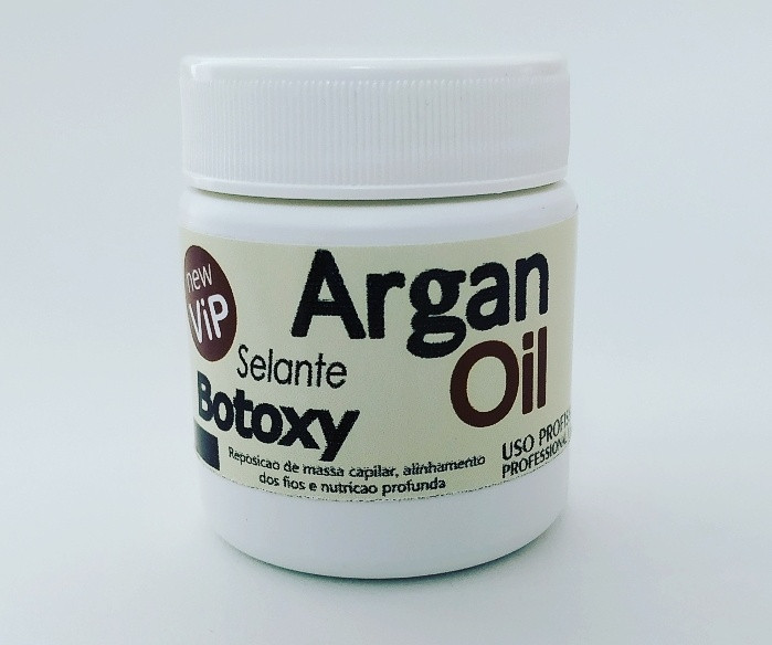 New Vip Argan oil Ztox ботокс для волосся. 50 г