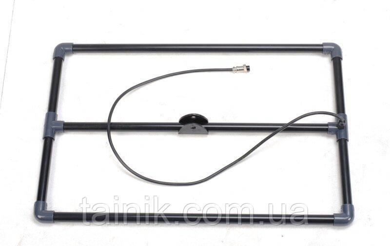 Глубинная катушка (рамка) для металлоискателя, 40 х 60 см. для импульсных металлоискателей.