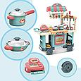 Игровой набор Кухня Кафе На Колесах 008-958 Фастфуд, фото 6