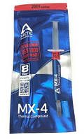15-00-071. Термопаста Arctic MX-4, теплопроводность 8.5 Вт/мК, шприц 2г, new packaging