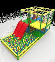 Детский игровой Лабиринт Мегабум Kidigo