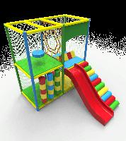 Детский игровой Лабиринт Паутинка Kidigo