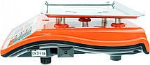 Ваги торгові ВІТЕК BT-820 (Україна) 55 кг. акумулятор 6V, фото 3