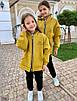 Костюм спорт стиль прогулочный на девочку теплый с начесом 134;140;146, фото 4