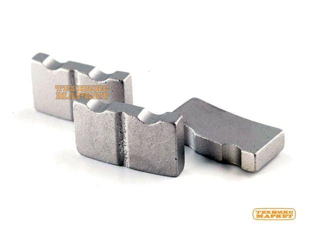 Сегмент коронки Husqvarna D1265 Diagrip™ ∅ 162-225 мм (5226804-07)