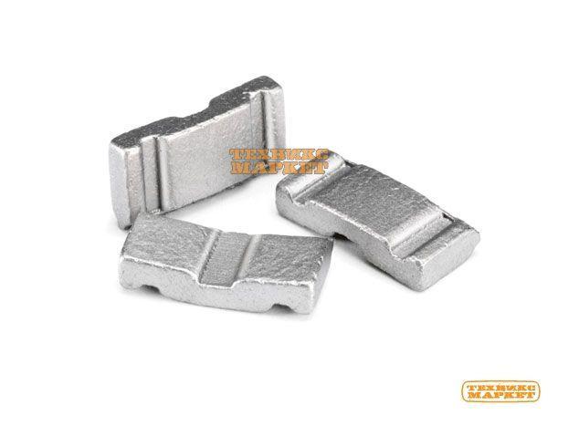 Сегмент коронки Husqvarna D1235 Diagrip™ ∅ 122-152 мм (5226801-21)