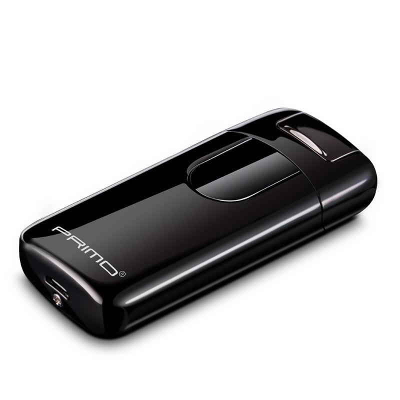 Электроимпульсная зажигалка PRIMO портативная электронная аккумуляторная USB зажигалка
