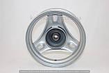 Диск задний на скутер Navigator ex50qt-4b (цепной 2T/TB50/TB60/1e41qmb), фото 2