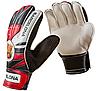 Перчатки вратарские Latex Foam FC BARCS, размер 5, красный/черный GG-LFCB, фото 2