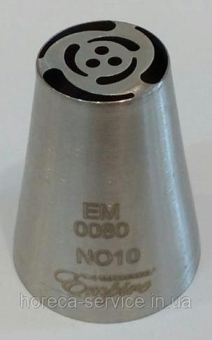 Насадка кондитерская нержавеющая Н 30 мм (шт)