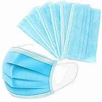Тришарові медичні маски - це засіб професійного та індивідуального захисту