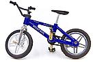 Фингербайк Пальчиковый велосипед со скейтом металл Фингерборды, фото 2