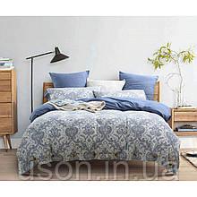 Комплект  постельного белья Wash Jacquard (Вареный хлопок) ТМ Tiare 04