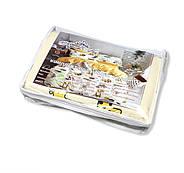 """Евро комплект (Бязь)   Постельное белье от производителя """"Королева Ночи""""   Животные на желтом, фото 5"""